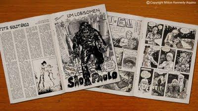Fanzine, anos 80