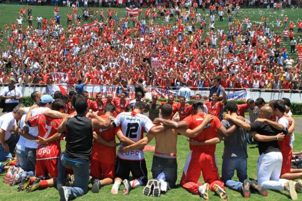 Uberaba Sport Clube Campeão da Taça Minas 2010