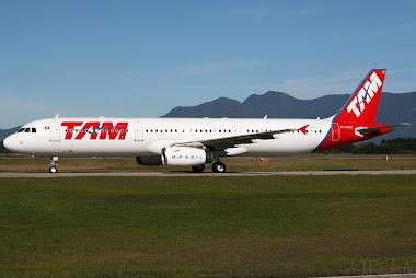 TAM A321 ( FLN )