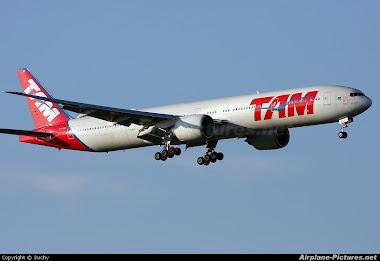 TAM BOEING 777