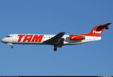 TAM Fokker 100