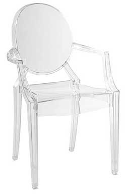 Bulb up by j han furniture wish list for Louis ghost chair ikea