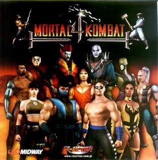 mortal kombat 4 é quarto jogo da série mortal kombat e o primeiro a