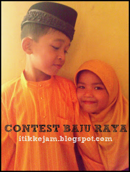 CoNteST BAJU RAYA iTiK KeJaM