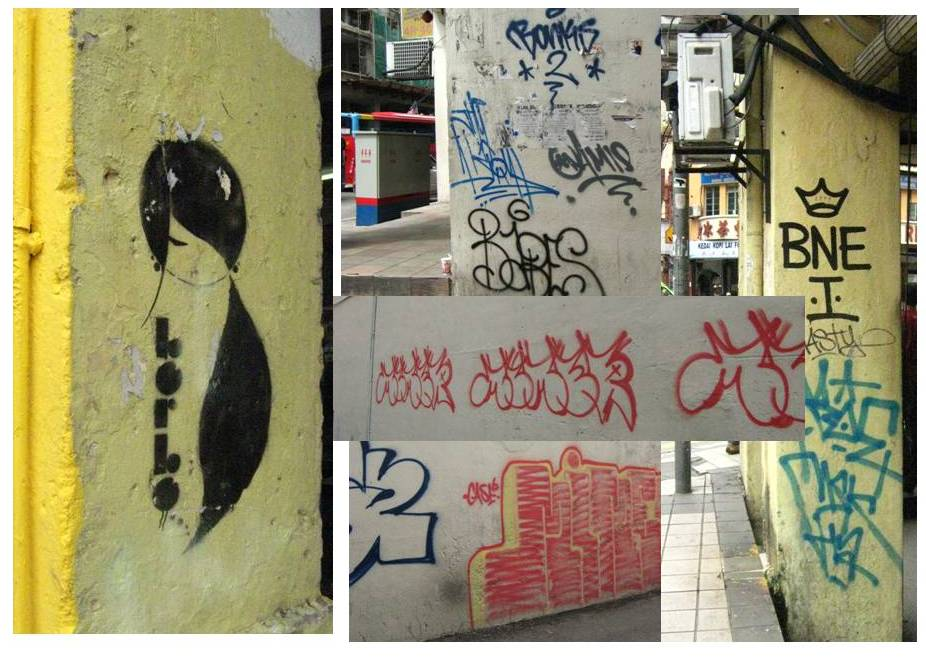 Doodles December - 21 amazing examples of graffiti