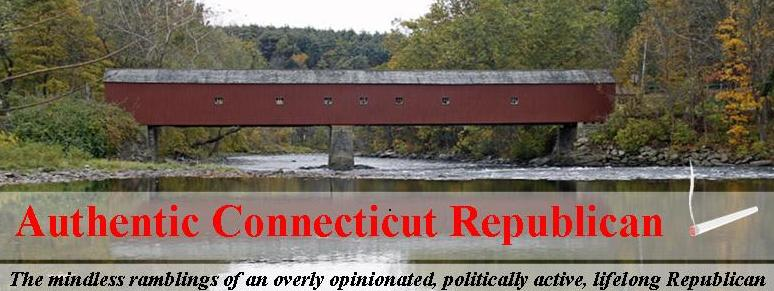 Authentic Connecticut Republican