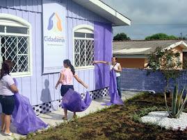 Inauguração da Casa da Cidadania
