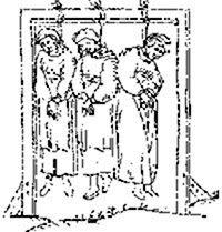 Berwickin noitia hirtettyinä