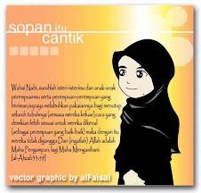 muslimah sopan dan cantik
