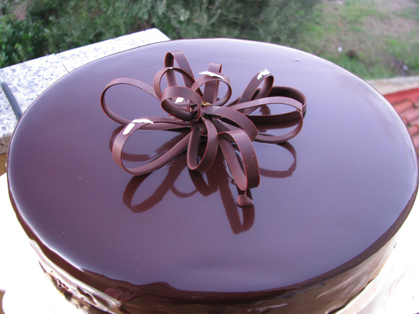 Uno Specchio Di Cioccolato I Dolci Di Pinella