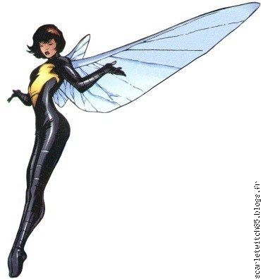 wasp avenger