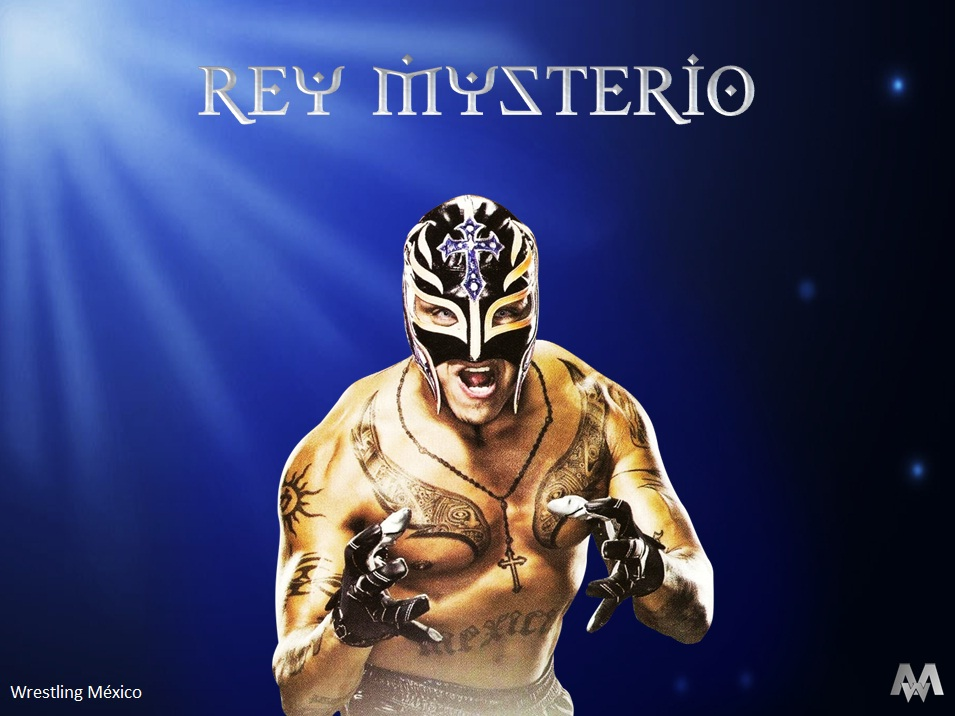 rey mysterio wallpapers. Wallpaper de Rey Mysterio
