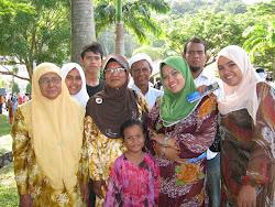 love family Hj Zakaria