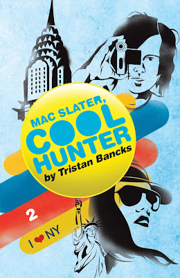 Mac Slater Coolhunter 2 Hits Australian Bookstores