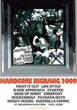 HARDCORE BIGBANG 2009