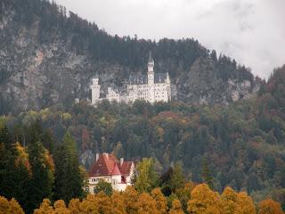 Замок Нойшванштейн, Бавария