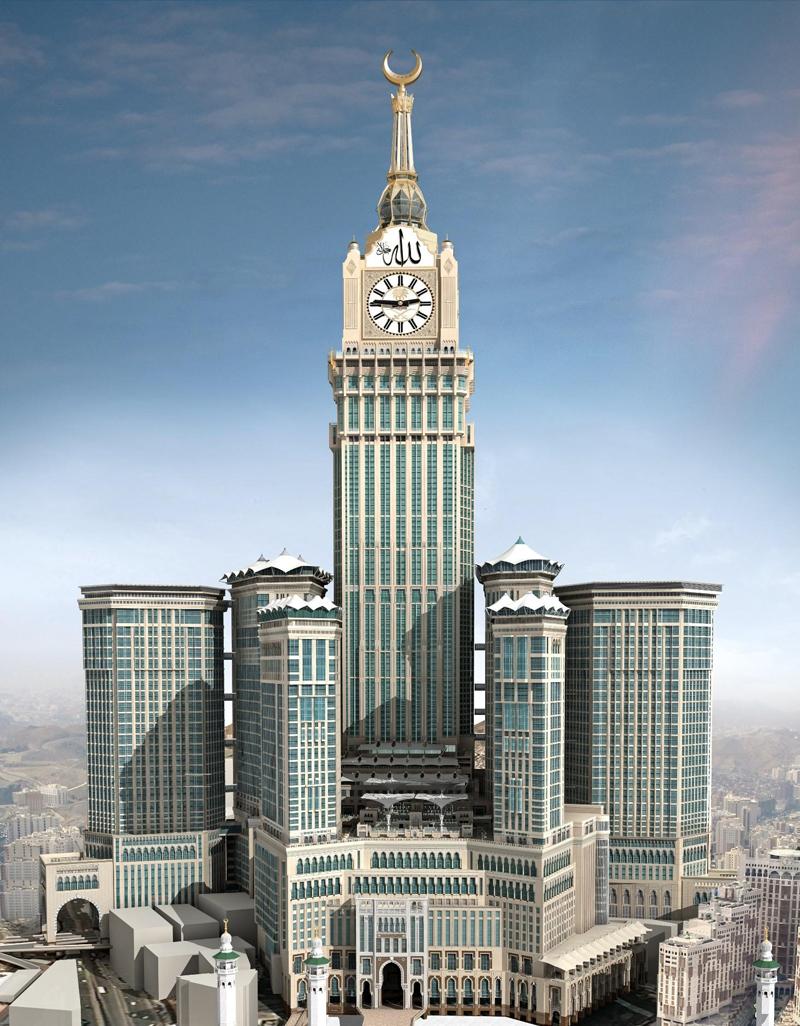 Makkah Clock Tower Wallpapers HD - Islamic Wallpapers ...
