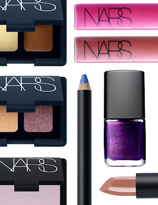 New goodies from NARS and Maybelline