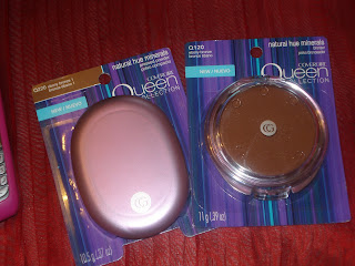 Beauty Review: CoverGirl Queen&#8217;s Natural Hue Minerals
