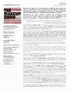 The Makeup Show LA….will you be there?