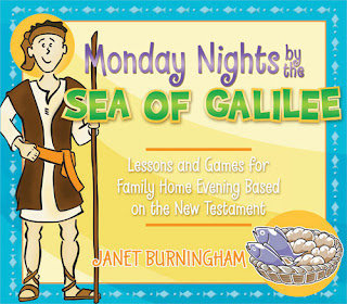 monday nights by the sea of galilee new testament puzzle book