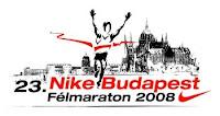 Budapest félmaraton 2008