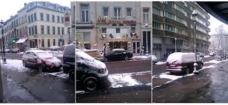 Havazás Brüsszelben - 2009.12.17. 15:18