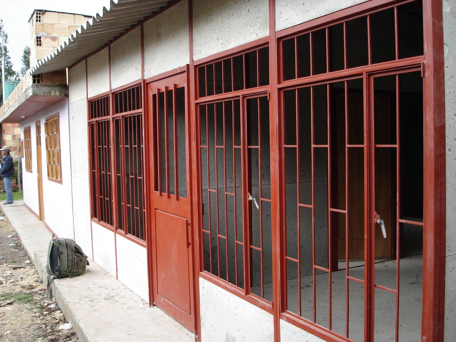 Casas prefabricadas casas prefabricadas instalacion for Puertas prefabricadas