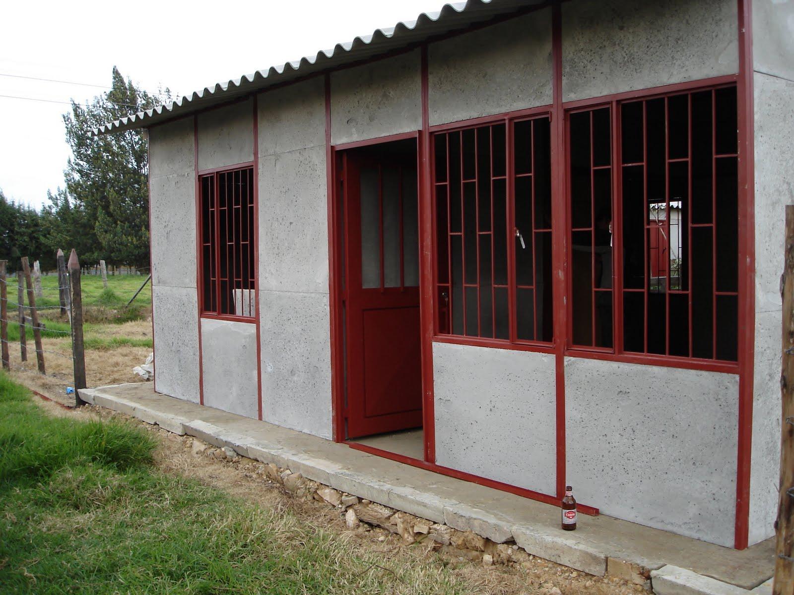 Casas prefabricadas casas prefabricadas vivienda campestre - Casas modulares madrid ...