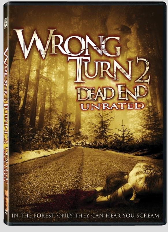 wrong turn 2. Wrong Turn 2: Dead