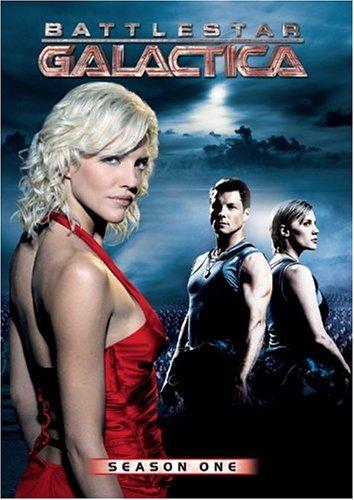 Battlestar Galactica Classic Season 1 movie