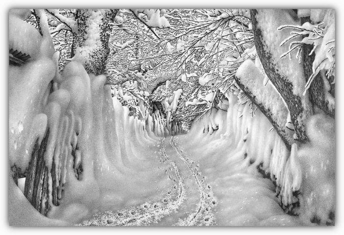 Un Viento de Paz: Nieva