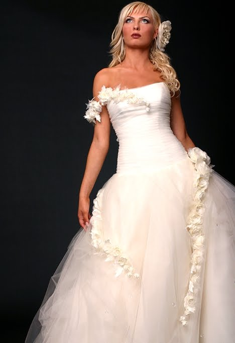 The Best Pnina Tornai Spring 2009 Wedding Gowns Strapless