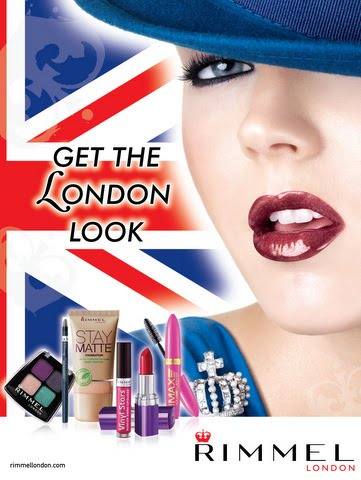 The Rimmel London Look