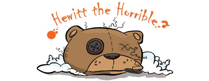 Hewitt the Horrible