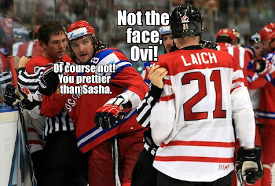 Ovi vs Brooksie