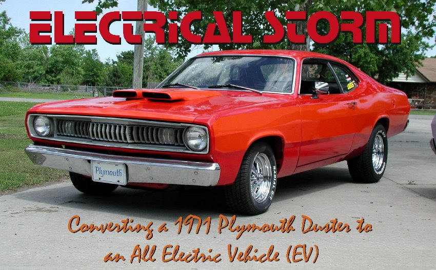 Electric Duster Project