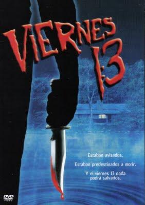 Saga Viernes 13: 1-2-3-4-5-6-7-8-9-10-11 DVDRip Latino