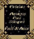 """Premi """"Amigos para siempre"""""""