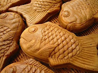 taiyaki japanese food