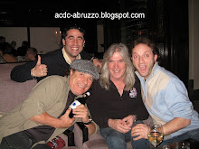 AC/DC ABRUZZO WITH BRIAN AND CLIFF!
