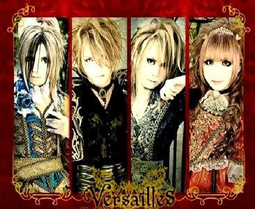 Flyer - Versailles Latin America Tour