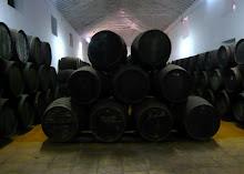 Cabra: tonel de vino