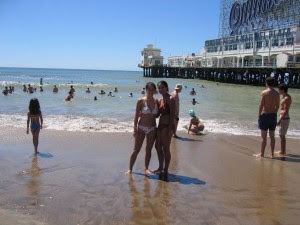 Top travel destinations mar del plata the best beach for Best vacation spots in march