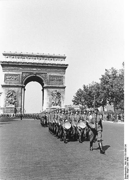 La segunda guerra mundial la invasion de francia - Office du tourisme d allemagne a paris ...
