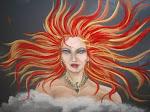 Medusa Mural