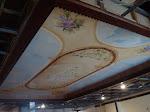 Napoli Family restaurant  Mural