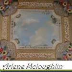 Trompe Loiel Ceiling Mural