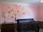 Posh Nursery Mural