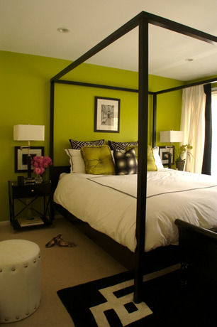 Lime Green Bedroom On Pinterest Lime Green Bedrooms